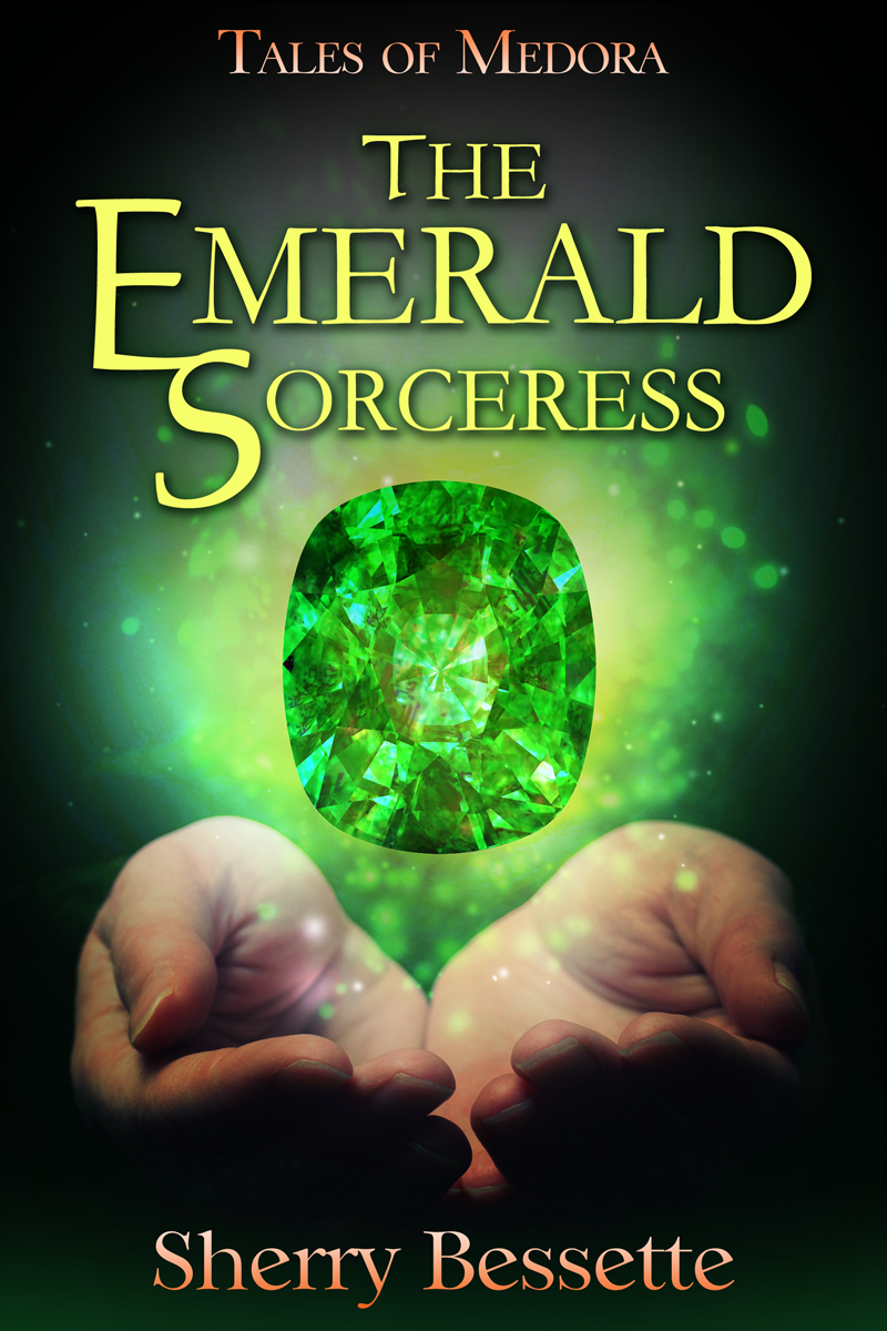 The Emerald Sorceress is Dead.  Medora is in ruins, her people enslaved under the murderous rule of the Raven Wizard. Medora needs  The Emerald Sorceress